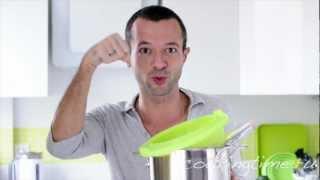 Утиная грудка с инжиром - как приготовить вкусный салат - легкий рецепт