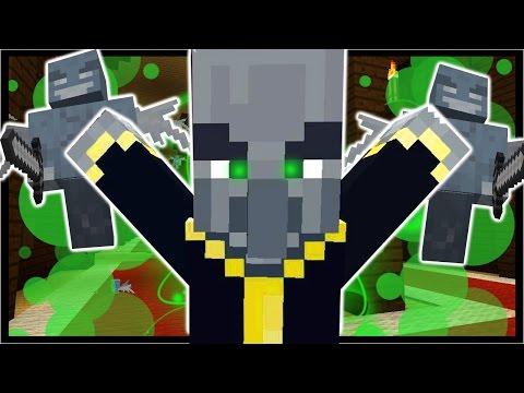 Minecraft 1.11 MANSION DUNGEON   Illagers, Evoker, Vex, Vindicator, Cartographer, Treasure Maps