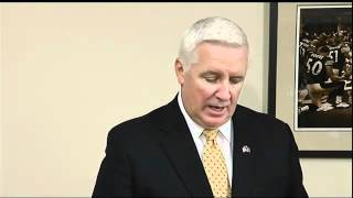 Governor Corbett announces potential billion dollar facility in Southwest PA