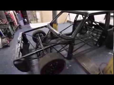 MK1 GOLF REAR WHEEL DRIVE BY HR ENGINEERING  YouTube