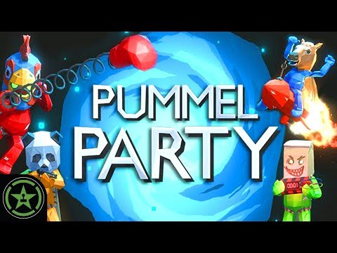 Pirate Paradise - Pummel Party | Lets Play
