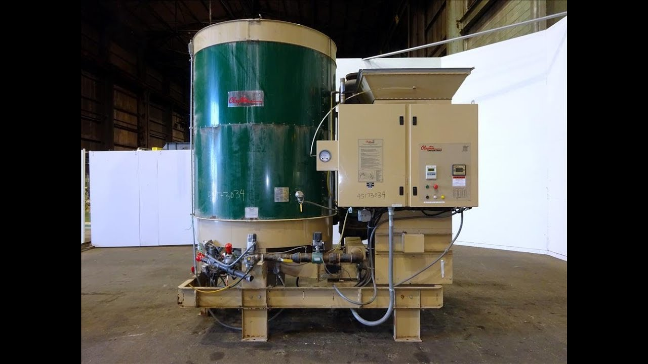 Used- Clayton Industries Steam Generator, Model EG-5041-FMB - stock ...