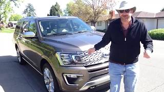 Wedding bells chime for the 2018 Ford Expedition