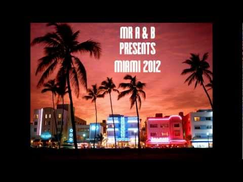 WMC - Winter Music Conference - Miami 2012 Warm Up Mix - Mr A - Brand New House Music