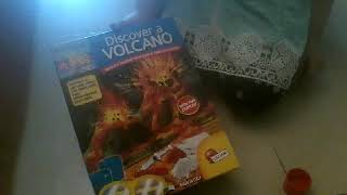 How to make a volcano-I can tell u