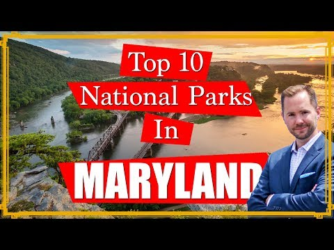 Top 10 National Parks in Maryland you MUST see