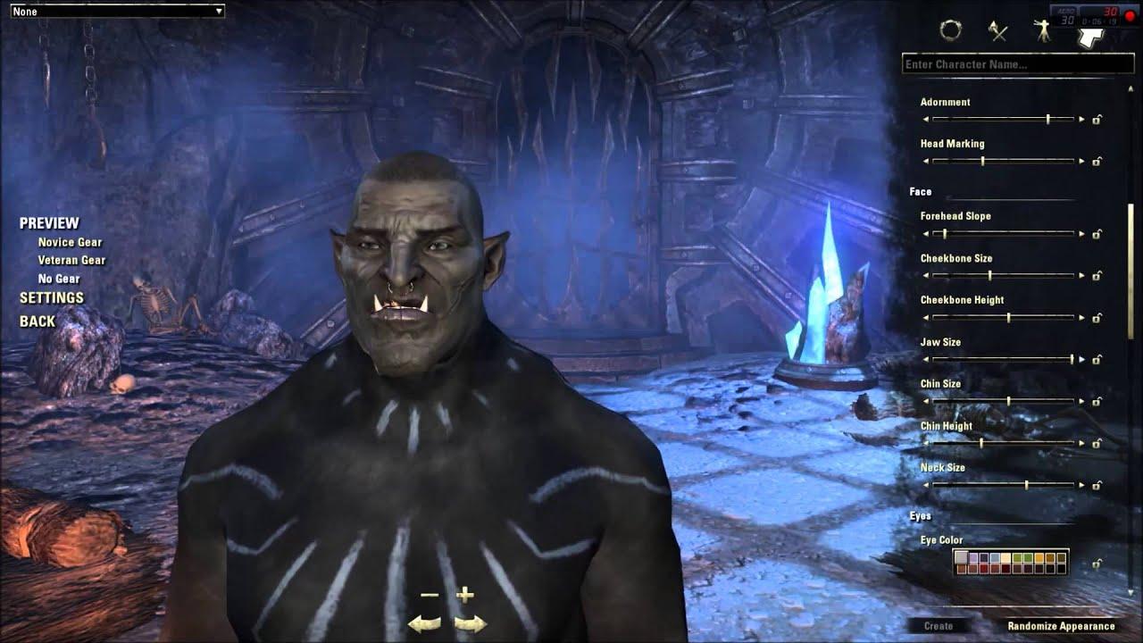 Elder Scrolls Online Orc Racial Skills & Build Guides | ESO Universe |