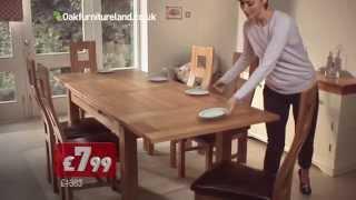 Oak Furniture Land | End Of August Sale