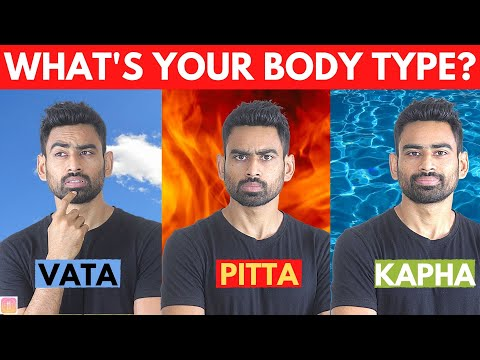 Ultimate Ayurvedic Body Test in 5 Mins (Vata Pitta Kapha Exp