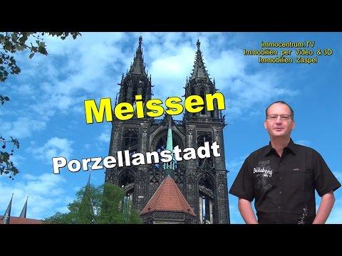 Sehenswürdigkeiten in Meissen und Umgebung * Meißen-Porzellan und Weinstadt in Sachsen