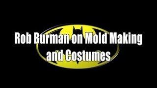 BATMAN RETURNS: Rob Burman on Mold Making and Costumes (Directed by Rennie Cowan)