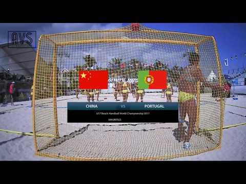 W37 Group W GII CHINA vs PORTUGAL Main Court