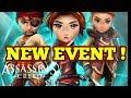 Free runner Frenzy Event !  : Assassin's Creed Rebellion