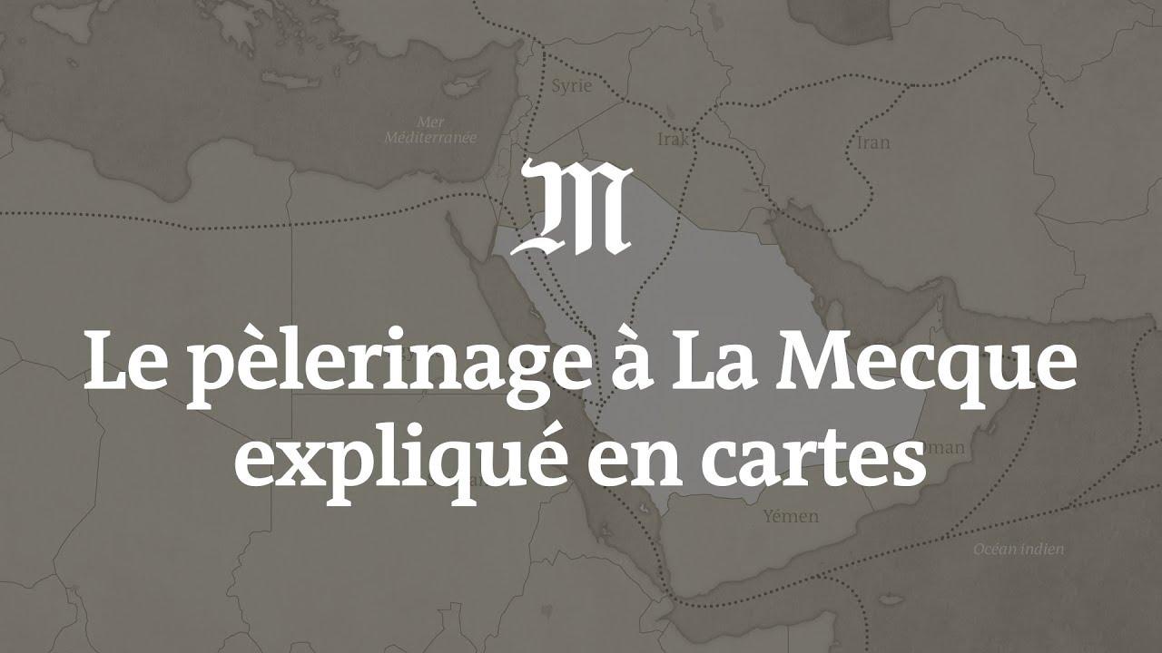 Comprendre Le Fonctionnement Du Pelerinage A La Mecque En 5 Minutes
