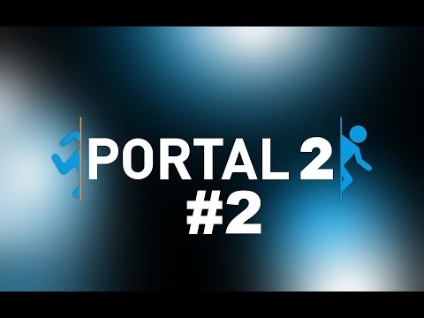 THE RETURN OF COMPANION CUBE!!! | Portal 2 | The MineFish