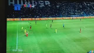 Phút giây tỏa sáng của Đức Huy giúp U23 Việt Nam gỡ hòa u23 CURACAO