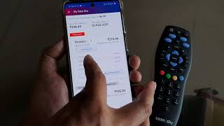 How to add channels to Tata sky package