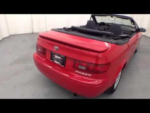 1997 Toyota Paseo Smart Motors Madison Wisconsin Youtube