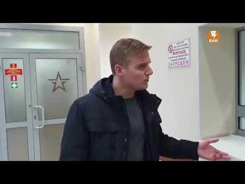 Депутат Пирожков сдается в военкомат