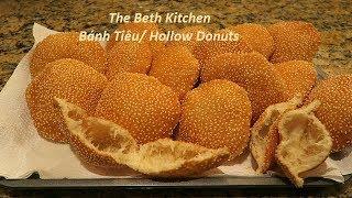 Bánh Tiêu _  Vietnamese Hollow Donuts