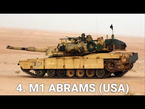 NEW TOP 10 Best Tanks In The World 2017   Military Technology 2017  =HD=