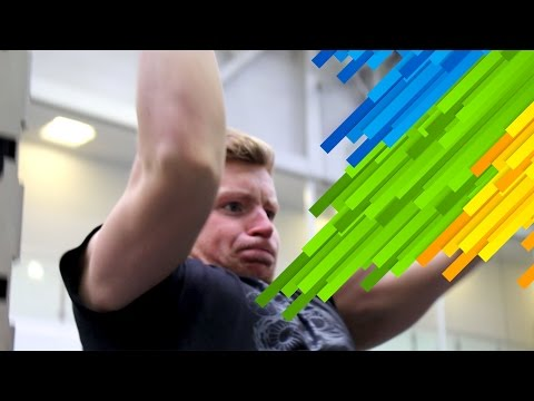Inside Access: Adam Peaty's preparation for Rio