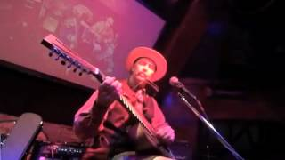 "Rambling Steve Gardner ""Some Day Baby"" & ""C C Rider"" Live What the Dickens Tokyo 2015"