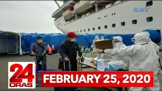 24 Oras Express: February 25, 2020 [HD]