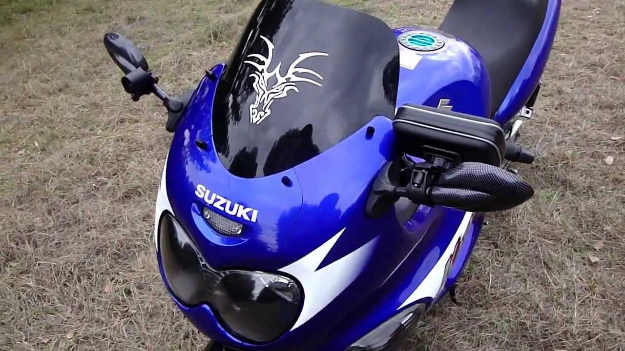 Suzuki Katana Exhaust
