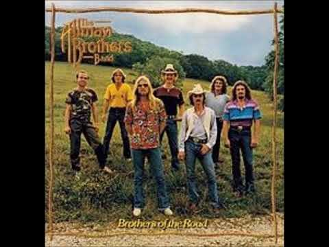 Allman Brothers Band   Straight From The Heart with Lyrics in Description