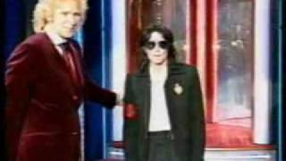 Michael jackson at Wetten Dass..? Part 1