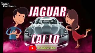 Jaguar  30s durum oluşturmak WhatsApp: Nayan Kreasyonlar #Kk