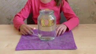 Как из одной монеты сделать 10? Фокусы с водой для детей и их секреты.