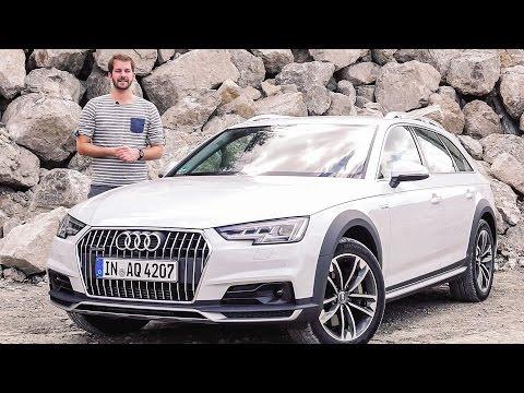 Audi A4 Allroad Quattro 2.0 TDI Test 190PS 2016 review - #ilovecars