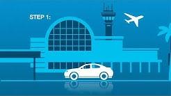 Park On-Airport at Jacksonville International Airport (JAX)!