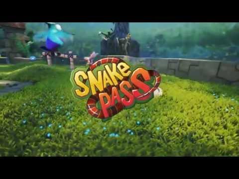 Snake Pass: Gameplay Trailer - A Uniquely Fresh Platformer