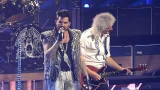 Queen + Adam Lambert - Another One Bites The Dust  - The Forum LA 07/20/2019