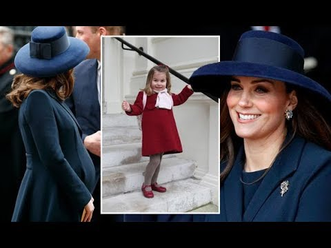 Kate Middleton pregnant news: Could the due date of baby be Princess Charlotte's birthday?