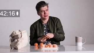 100 mandarīni 100 minūtēs | Latvijai 100