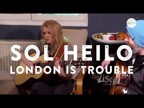 Sol Heilo - London Is Trouble (live@bagstage)