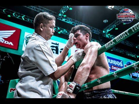 MUAY THAI FIGHTER 2019 l INTER VERSION - วันที่ 15 Apr 2019