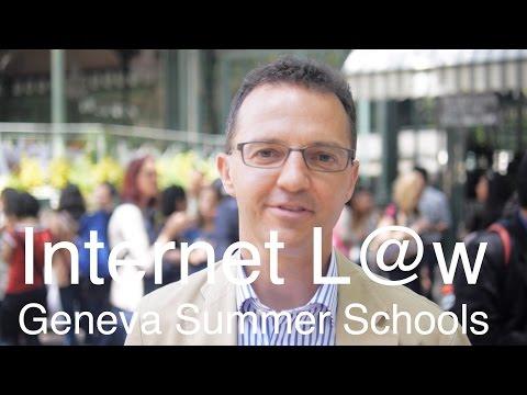 Internet Law summer school