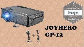 JoyHero: GP-12 2000 Lumens projector (vivibright GP12 GP9).