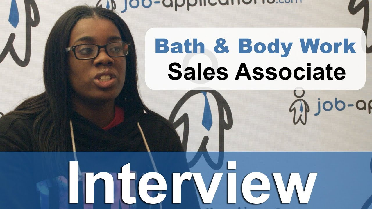 Bath & Body Works Application, Jobs & Careers Online