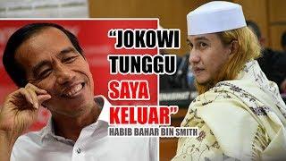 Detik-detik Bahar bin Smith Ancam Jokowi: Tunggu Saya Keluar, akan Dia Rasakan Pedasnya
