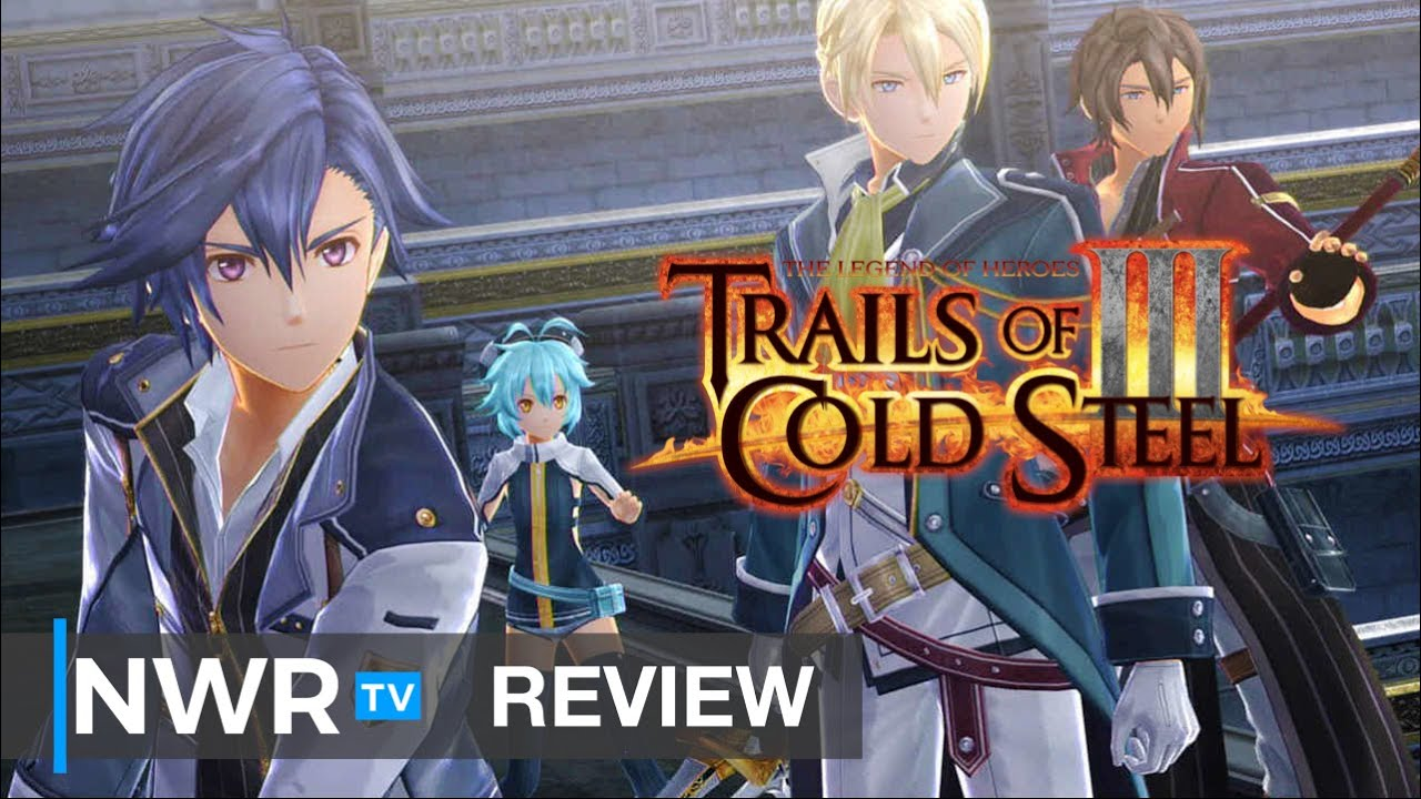 The Legend of Heroes: Trails of Cold Steel 3 (Switch) Review - Blazing an RPG Trail (Video Game Video Review)