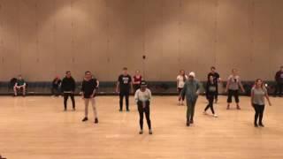 """Calm Down"" -- G-EAZY | Dawn Alohilani choreography (group 1)"
