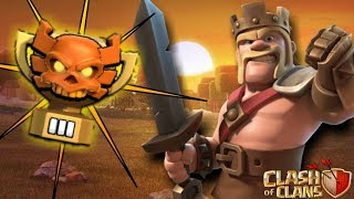 Rumo a liga campeão 2 !! (Clash Of Clans - War League)