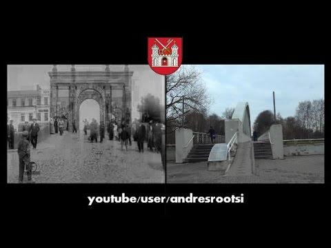 """1914 vs 2014. 100 aastat Johannes Pääsukese filmi """"Tartu linn ja ümbrus"""""""