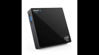 Mini Pc Bqeel BMP5 PRO : Windows 10 // 4 Go RAM // 64 GO  ROM // Intel Apollo Lake N3450